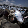 Settlements for displaced Somalis in Mogadishu could get even more crowded with new arrivals from the Afgooye corridor.