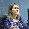 Special Rapporteur Catarina de Albuquerque