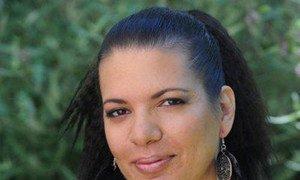 L'Experte indépendante sur les questions relatives aux minorités, Rita Izsak. Photo HCDH
