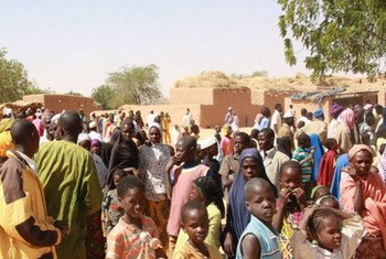 Armed conflict in northern Mali has forced thousands to flee their homes and seek refuge in neighbouring countries such as Niger.