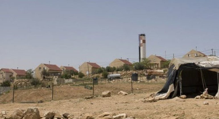 UN 'regrets' new US position on legality of Israeli settlements