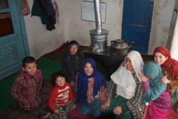 Familia en Afganistán  Foto:My Afghan Mountains/Eoin Flinn