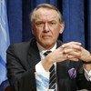 Jan Eliasson, nommé Vice Secrétaire général de l'ONU. Photo ONU/Eskinder Debebe