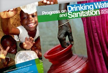 The world has met the MDG target of halving the proportion of people without access to safe drinking water.