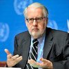 Paulo Pinheiro, Chairperson of the  Commission of inquiry on Syria.