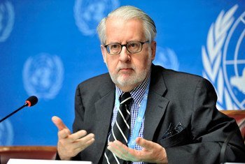 叙利亚问题调查委员会主席皮涅罗