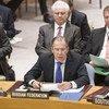 El ministro de Exteriores ruso, Sergei Lavrov  Foto archivo: Mark Garten