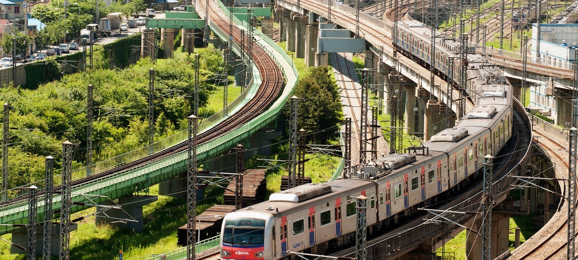 Climate friendly transportation is one of the proposals of the report