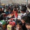Nowruz celebrations in Kabul, Afghanistan.