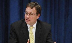 Executive Director of UNEP Achim Steiner.