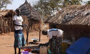 Des réfugiés soudanais dans le camp de Yida au Soudan du Sud. Photo UNHCR/V. Tan