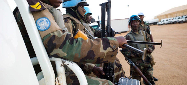 دارفور: بعثة حفظ السلام التابعة للأمم المتحدة تحقق في مقتل أحد قواتها في مهاجرية | أخبار الأمم المتحدة
