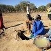 Un jeune réfugié malien au Burkina Faso. Photo UNHCR/H. Caux