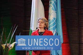 La Directrice générale de l'UNESCO, Irina Bokova. Photo UNESCO/Danica Bijeljac