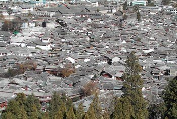 Ciudad de Old Lijan, China Foto: UN-HABITAT