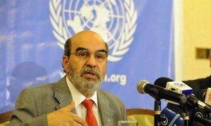 Le Directeur général de la FAO, José Graziano da Silva. Photo FAO/Simon Maina