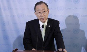 Secretary-General Ban Ki-moon announces visit to Myanmar.