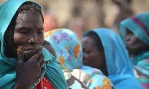 Des réfugiés soudanais de l'Etat du Nil bleu vivant dans le camp de Doro dans l'Etat du Haut Nil, au Soudan du Sud. Photo UNHCR/V. Tan