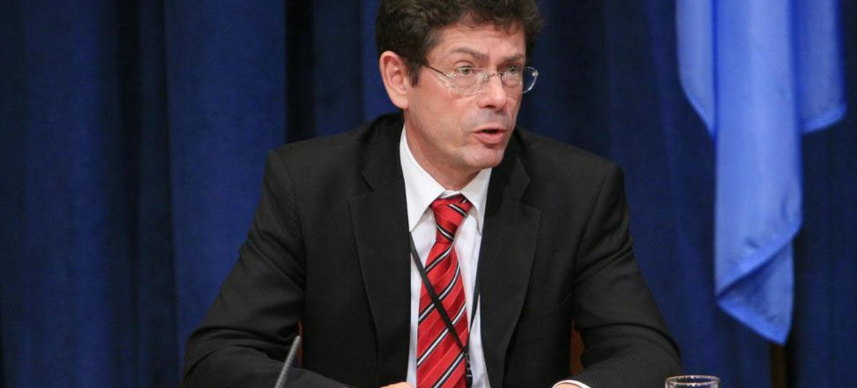Ivan Šimonovic, Assistant Secretary-General for Human Rights.