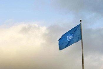 A Organização das Nações Unidas, ONU, foi criada a 24 de outubro de 1945, substituindo a Liga das Nações.