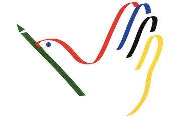 Logo de la Journée mondiale de la liberté de la presse.