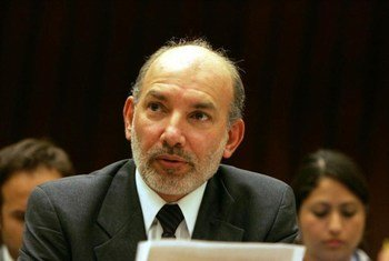 Luis Alfonso de Alba, enviado para la Cumbre sobre Cambio Climático.