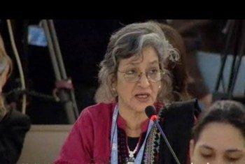 Farida Shaheed (Foto de archivo)