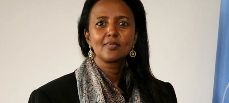 UNEP Deputy Executive Director Amina Mohamed.