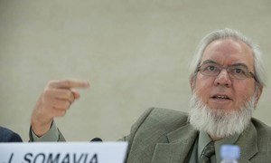 Director-General International Labour Organization Juan Somavia.