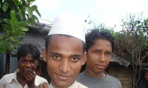 The Rohingya, an ethnic, linguistic and religious minority in Myanmar.