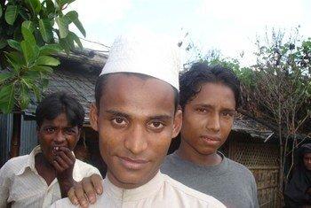 缅甸罗辛亚族