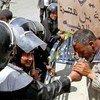 Protesta en Egipto Foto archivo: IRIN/Amr Emam