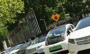 К 2040 году на электрические автомобили будет приходиться 55 процентов всех автопродаж