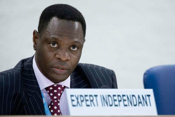 Independent Expert on the effects of foreign debt Cephas Lumina.