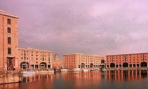 Liverpool Maritime Mercantile City.
