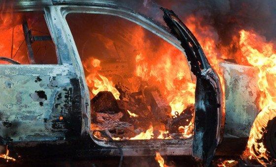 لا تزال العديد من الدول تواجه التهديدات الإرهابية. المصدر: مكتب الأمم المتحدة المعني بالمخدرات والجريمة