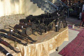 La misión política de la ONU en Colombia verificará el alto el fuego y el desarme. Foto de archivo: ONU/Shafiqullah Waak