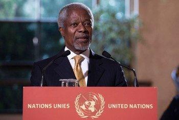 Hayati  Kofi Annan