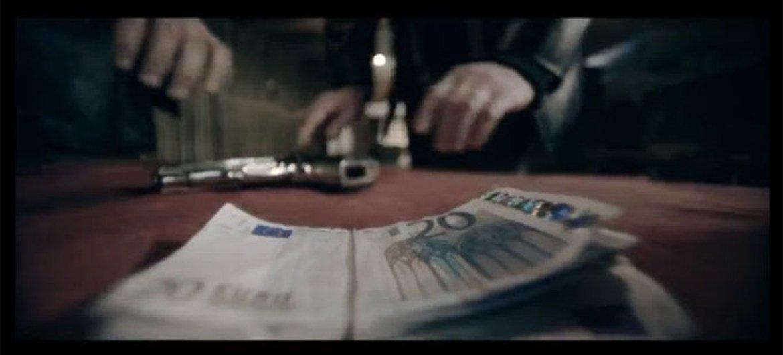 Captura de pantalla de un vídeo de concienciación sobre el costo de las organiaciones criminales transnacionales de la Oficina de la ONU contra la Droga y el Delito.