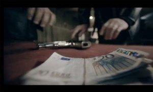 Capture d'écran de la campagne de sensibilisation de l'ONUDC à l'ampleur et au coût faramineux de la criminalité transnationale organisée.