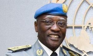 Le Représentant spécial du Secrétaire général pour la République centrafricaine, Babacar Gaye.