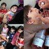 Campaña de vacunación contra la polio en Afganistán. Foto de archivo: UNAMA/Fardin Waezi