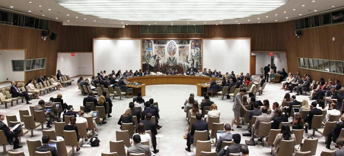 The Security Council.