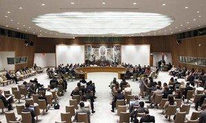 Le Conseil de sécurité des Nations Unies. ONU Photo/JC McIlwaine.