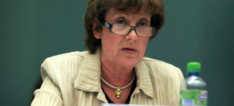 Assistant High Commissioner for Protection Erika Feller.