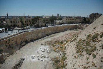 La vieille ville d'Alep. Photo UNESCO: Ron Van Oers.