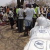 In Zimbabwe, WFP is working to combat food insecurity by providing general food distributions to the at-risk populations.