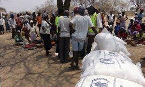 Au Zimbabwe, le PAM s'efforce de lutter contre l'insécurité alimentaire en augmentant ses opérations d'urgence.