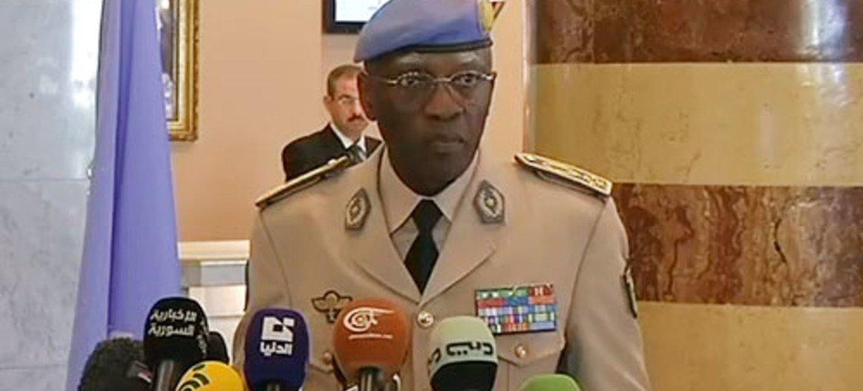 Babacar Gaye (Foto de archivo)