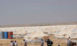 La Jordanie a ouvert un nouveau camp pour les réfugiés syriens. Situé dans le nord du pays, le site de Za'atri devrait pouvoir accueillir jusqu'à 113.000 réfugiés.